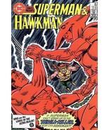 DC COMICS PRESENTS #95 NM! ~ SUPERMAN & HAWKMAN - $4.00