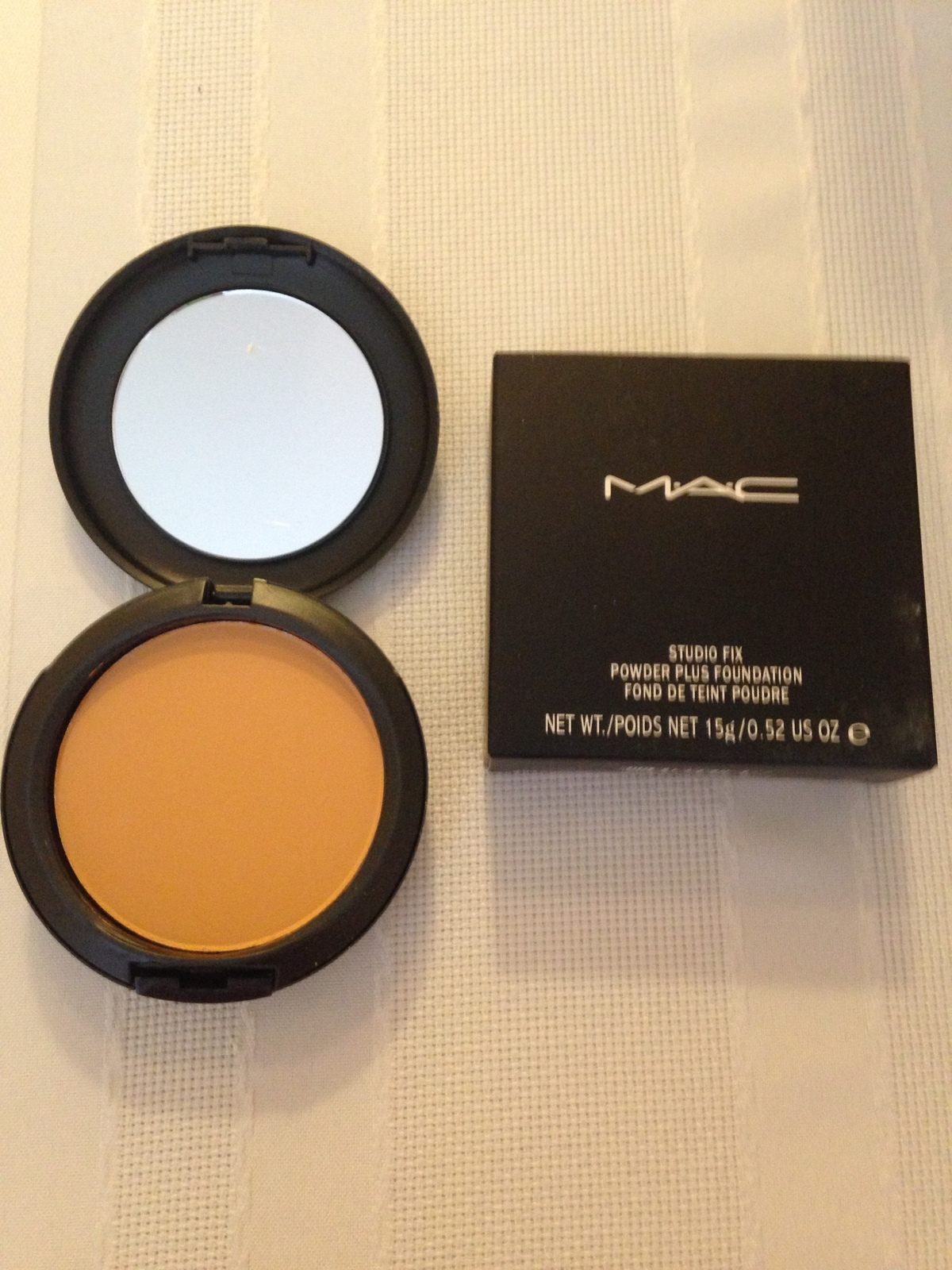 mac studio fix powder plus foundation nc 42 15g oz brand new