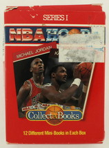 1990 NBA HOOPS COLLECT-A-BOOK Series1 (12) CARD SET - $4.95