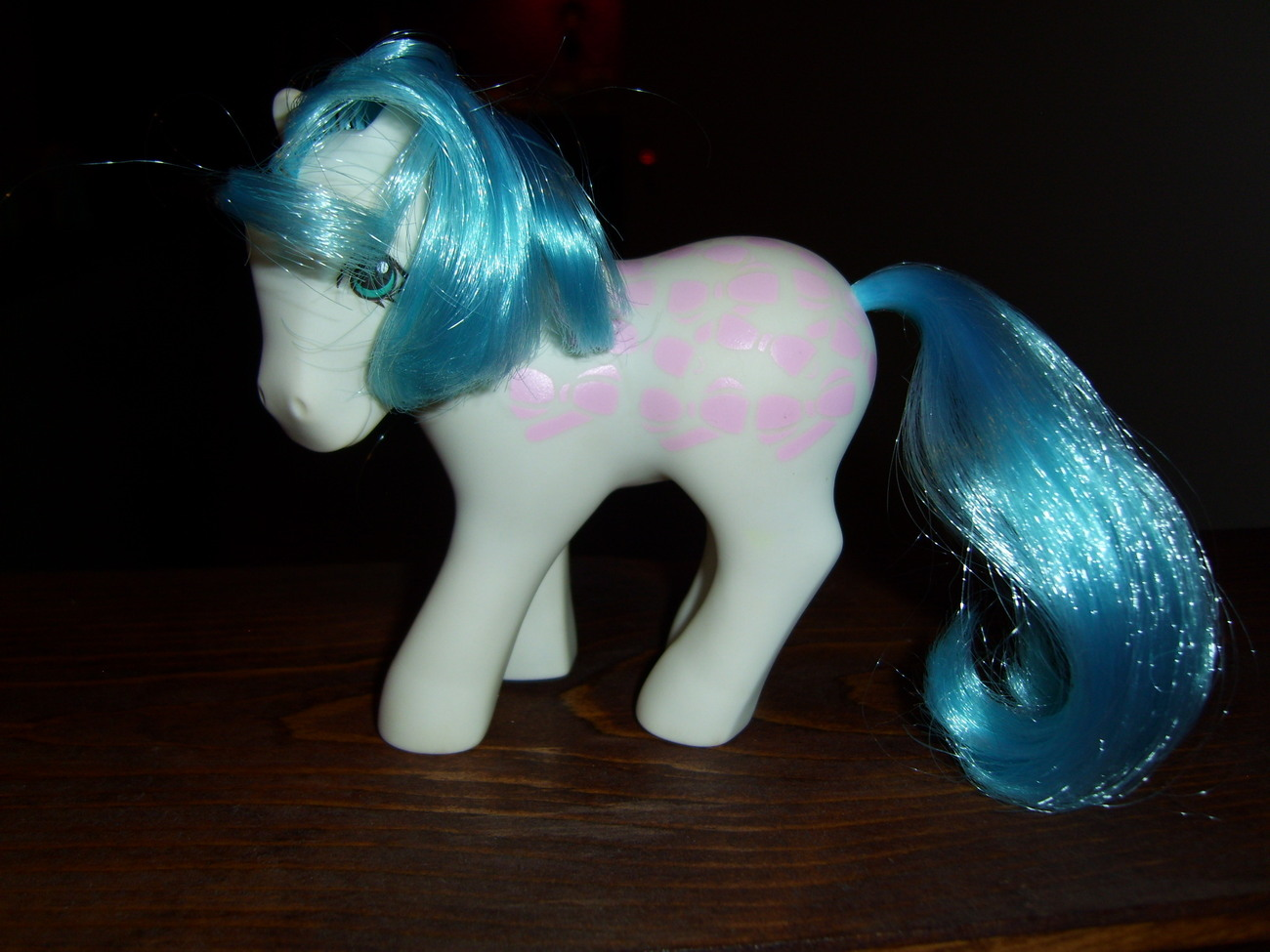 My Little Pony G1 TAF Fifi