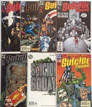 Suicide Squad # 3 4 7 8 9 11 12 DC 2001 Comic Book Lot Early Keith Giffen HOT - $58.04