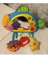 Fisher Price Ocean Wonders Musical Activity Mirror - H1662, Music & Ligh... - $22.80