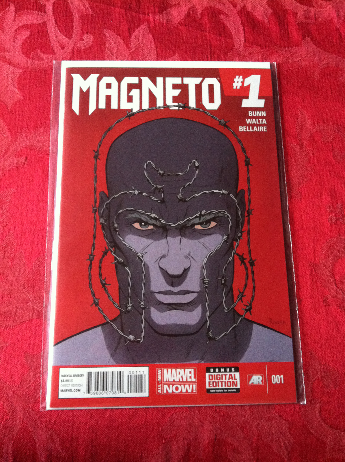 Primary image for Magneto # 1 - 12 (Marvel, lot of 12)