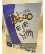 Taboo Adult Board Game of Unspeakable Fun (2009) Edition New Sealed - $17.33