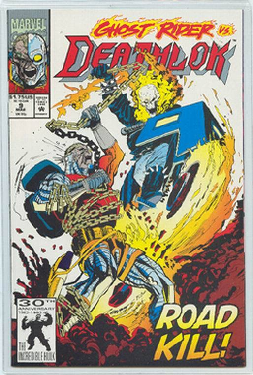 Primary image for DEATHLOK #9 (1991 Series) NM!