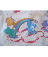 "Fabric: Care Bears  - pink backgrd 1 yd x 43""  - $5.00"