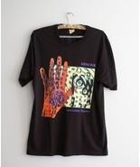 Genesis Invisible touch 1987 European Tour T-shirt Vintage Collins Gabriel - $247.49