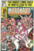 Micronauts #21 (Say It With Flowers!) [Comic] by Marvel Comics - $4.85