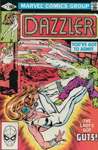 Primary image for Dazzler (1981) #7 [Unknown Binding] by