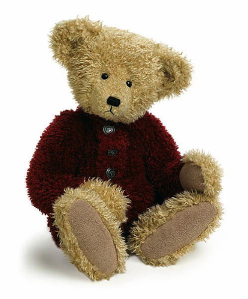 "Primary image for *Boyds Bears ""Rupert B Shutterbear"" 15"" Plush Bear-  #92003-01- NWT-2006-Retired"