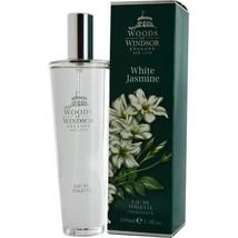 Woods of Windsor WHITE JASMINE Womens 3.3 oz 10... - $39.59