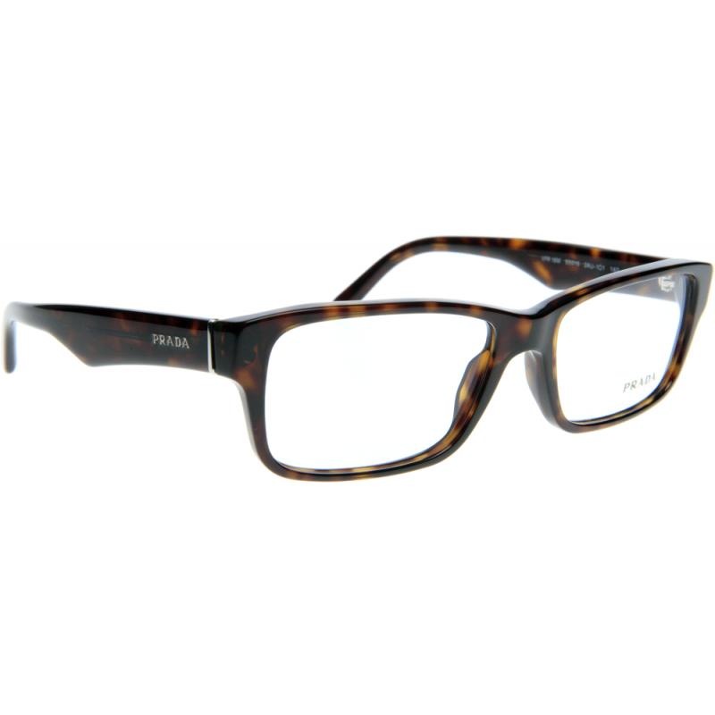 prada pr16mv vpr 16m 2au1o1 eyeglass frame 53mm