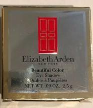 NEW Elizabeth Arden Beautiful Color Eye Shadow Amethyst # 23 New In Box - $34.62