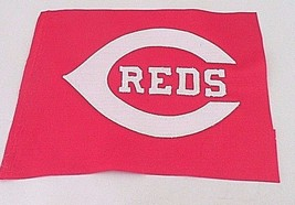 1980s MLB Cincinnati Reds Classic C Logo Patch on Red Collectible Baseba... - $4.41