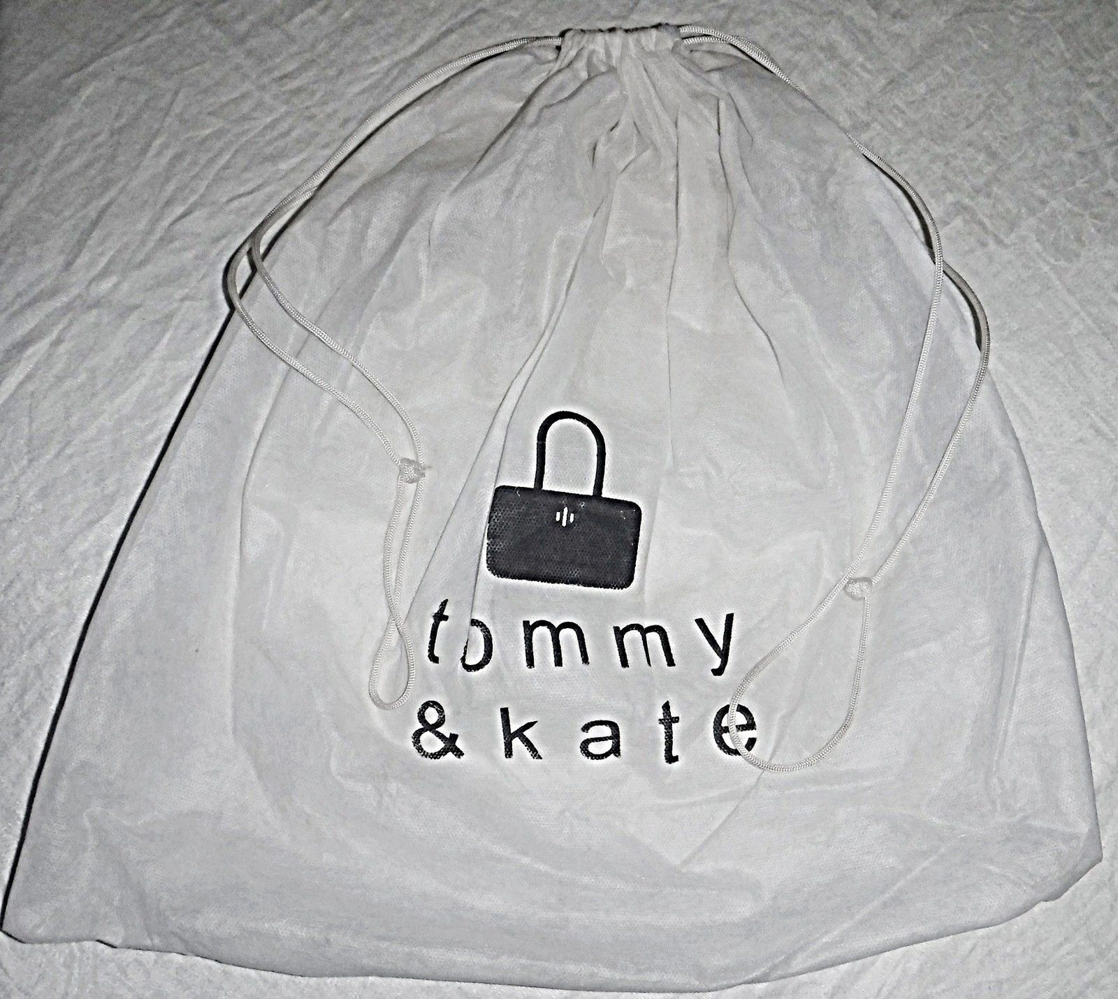 a6834513573 'TOMMY & KATE' ICED PINK LEATHER HANDBAG WITH MATCHING BOXED PURSE IN DUST  BAG