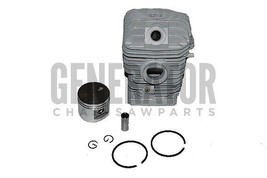 Chinese 023 MS230 Chainsaws Engine Motor Cylinder Kit Piston w Rings Part 40mm - $64.30