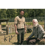 Andrew Lincoln & Scott Wilson Autographed Photo Walking Dead COA Rick Gr... - $149.99