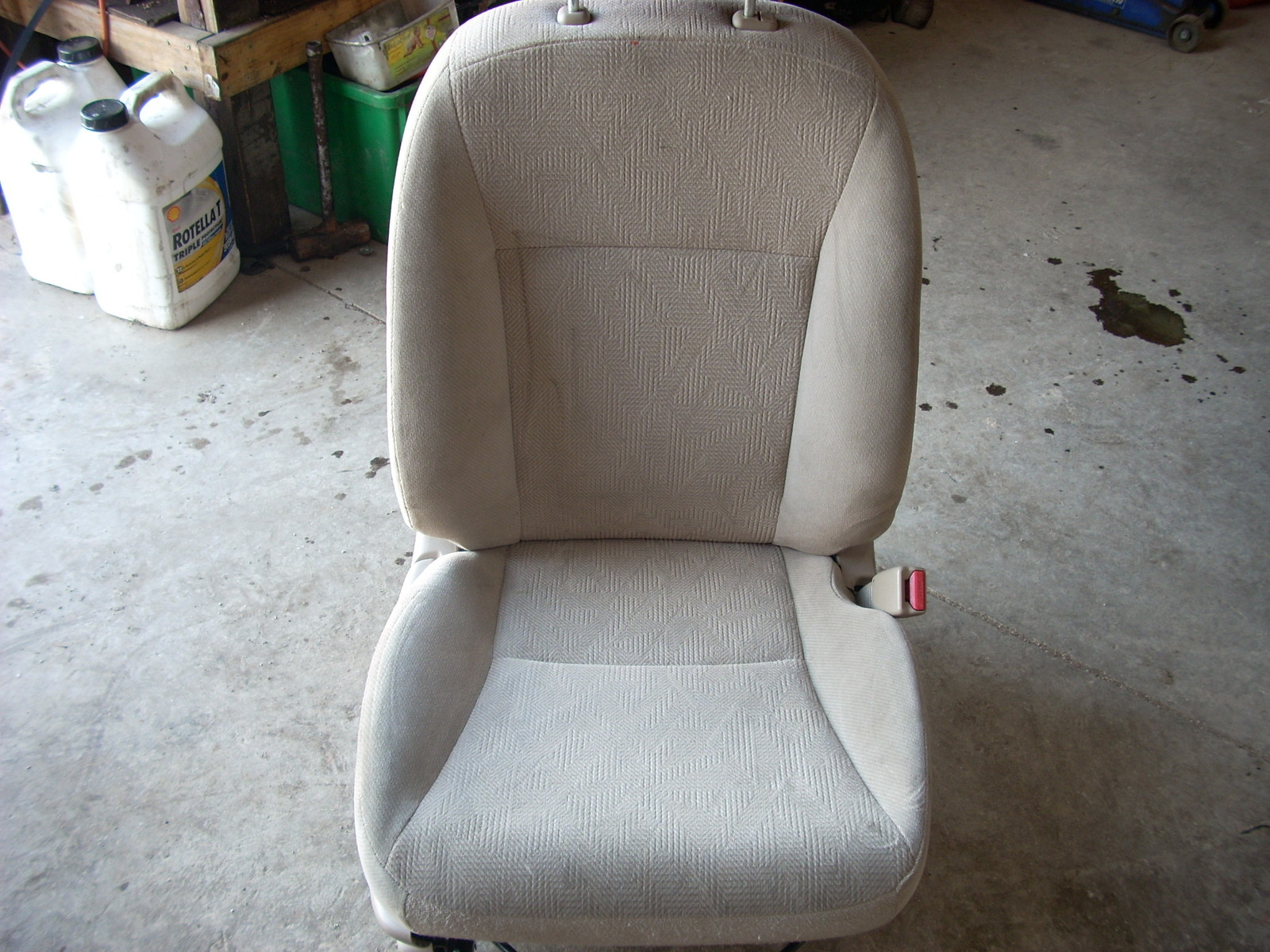 2001 2002 HONDA CIVIC  RIGHT FRONT SEAT