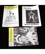 Damn Yankees at Forty Sixth Street Theatre 11/19/56 Gwen Verdon - $28.99