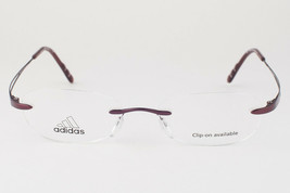 Adidas A621 40 6053 Red Eyeglasses 621 406053 50mm image 2