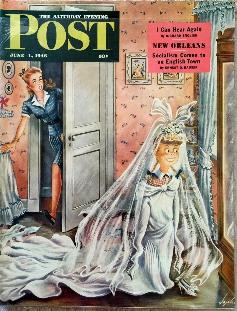 Primary image for The Saturday Evening Post June 1, 1946 - FULL MAGAZINE