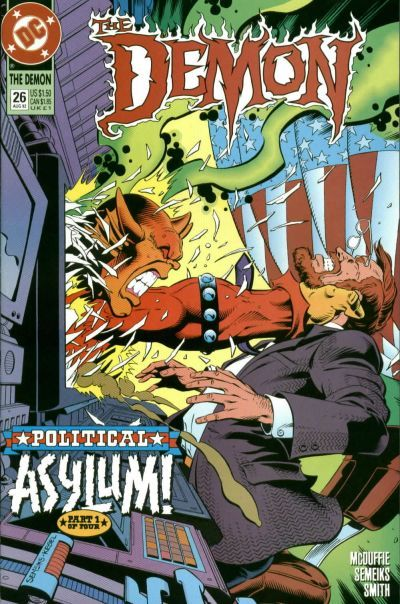 Primary image for DEMON #26 (1990 Series) NM!