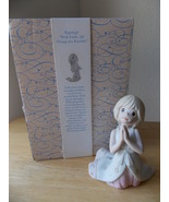 """2008 Precious Moments """"With Faith All Things Are Possible"""" Figurine  - $40.00"""