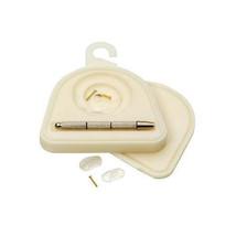 Eyeglass Repair Kit  Premium Silicone Nose Pads Screwdriver Screws  Magn... - $6.93