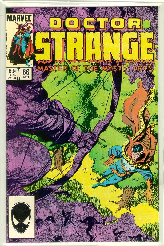 Primary image for DOCTOR STRANGE #66 (1974 Series)