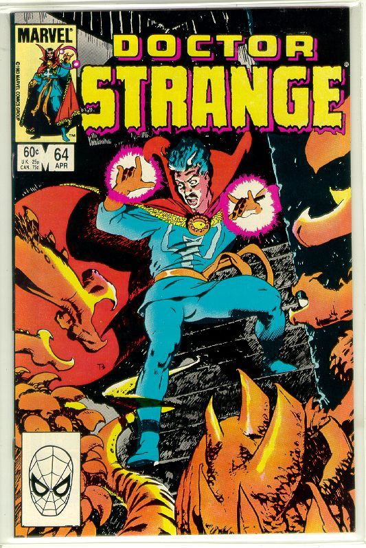 Primary image for DOCTOR STRANGE #64 (1974 Series)
