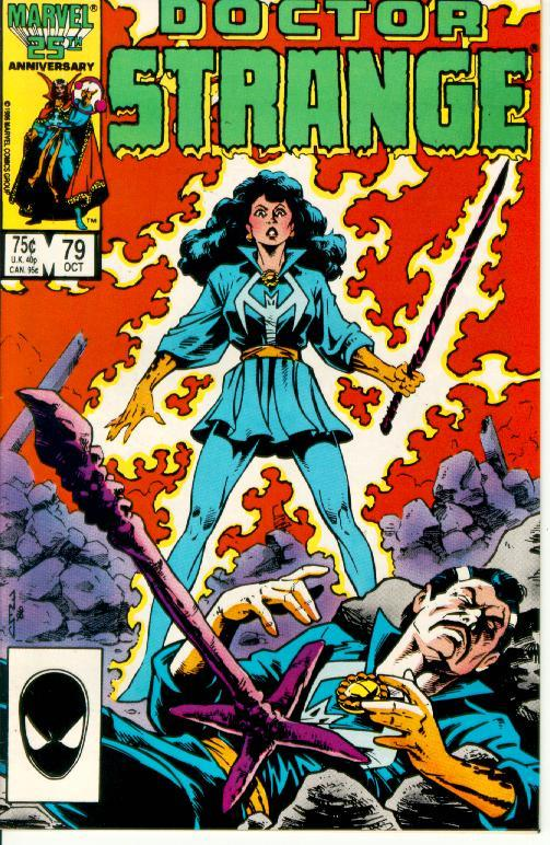 Primary image for DOCTOR STRANGE #79 (1974 Series)