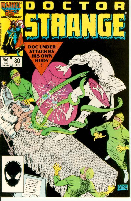 Primary image for DOCTOR STRANGE #80 (1974 Series)