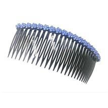 Rhinestone Hair Accessories Hairpin Comb Bangs Chuck Top Jewelry Card Edge