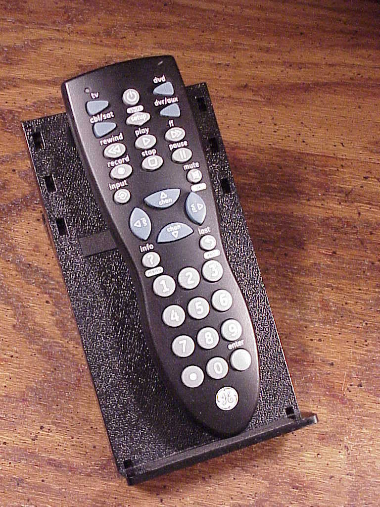 GE Universal Remote Control, no. 02150-V2, used, cleaned and tested