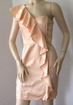 Cynthia Steffe  Gorgeous  Cascading Ruffle Dress (Size 8) - $149.95