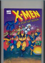 X-MEN: A POP-UP BOOK--Marvel, 1994--nice condition - $8.00