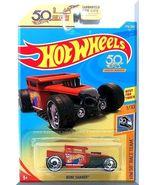 Hot Wheels - Bone Shaker: HW 50th Race Team #1/10 - #334/365 (2018) *Ora... - $3.25