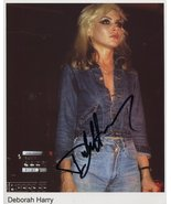 Deborah Harry Blondie  SIGNED Photo + COA Lifetime Guarantee - $79.99