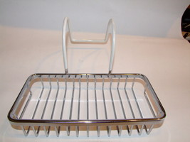 Clawfoot tub soap basket for leg tubs - $59.97