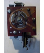 115 VAC Impulse Rotary Latching Relay, Mfg not identified but numbers G6... - $9.82
