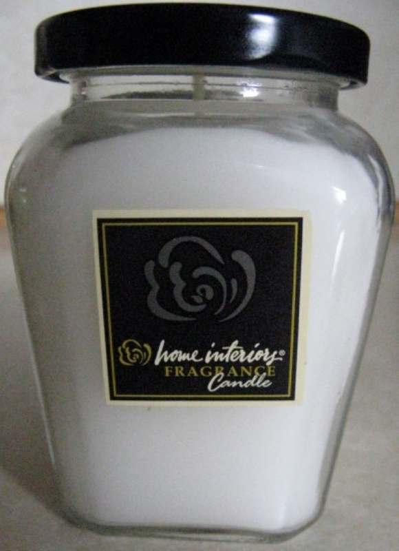 Home Interior Hawaiian Delight Scented Candle Candles