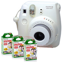 Fujifilm Instax Mini 8 Instant Film Camera - WH... - $122.75