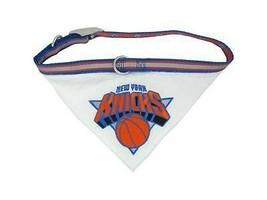 NEW YORK KNICKS Dog Bandana Collar * NBA Basketball Pet Puppy Sports Wea... - $10.99