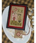 Tudor Rose Stitch Book cross stitch chart Chessie & Me   - $10.80