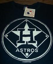 Vintage Style Houston Astros Mlb Baseball T-Shirt Xl New w/ Tag - $19.80