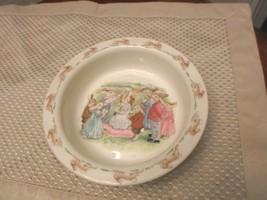 Royal Doulton Bunnykins Rimmed Bowl - $24.99