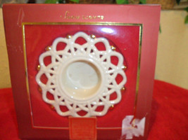 Lenox Christmas Snowflake Tealight Votive Candle Holder - $9.99