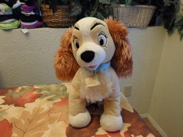 Disney Lady & the Tramp Lady Plush Stuffed Animal - $9.99