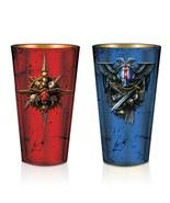 Warhammer 40k Pint Glasses (set Of 2),16-Oz- Games Workshop - $24.99