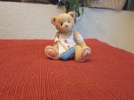 Enesco Birthday Bear Figurine - August - $9.99